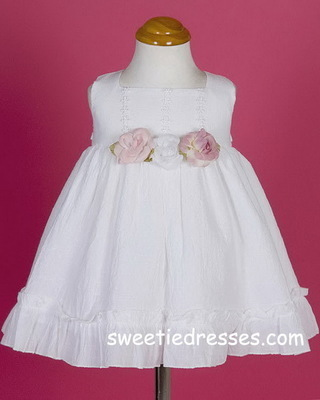 Simply Cotton Baby Dress