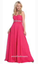 Sweetheart elegance dress
